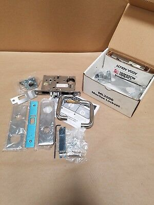 Corbin Russwin Ml2042 Lwm Rhr M17 Mr Cyl. 626 Mortise Lock Less Cylinder
