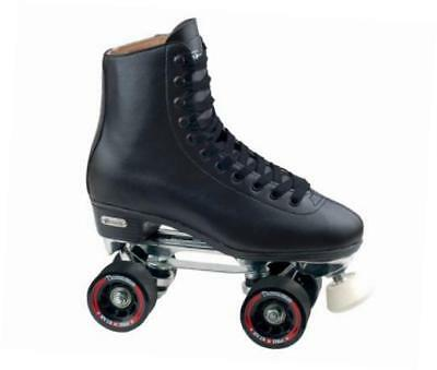 men's leather lined rink skate (size 10)