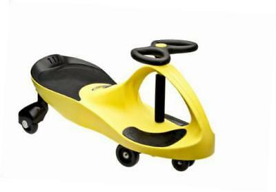 the original plasmacar by plasmart - yellow - ride on toy, ages 3 yrs and up, no