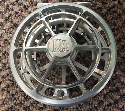 Ross Evolution R SALT Fly Reel -  Platinum Finish 7-8