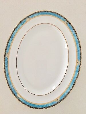 Wedgwood Oval Serving Plate  (Curzon)