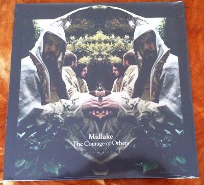 MIDLAKE - The Courage Of Others Vinyl LP (NEW/SEALED) BELLAV224