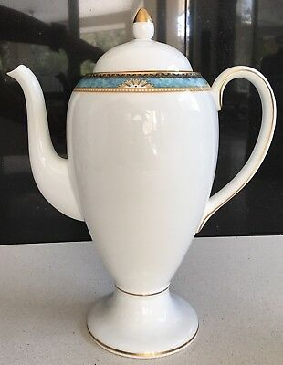 wedgwood Coffee Pot And Lid
