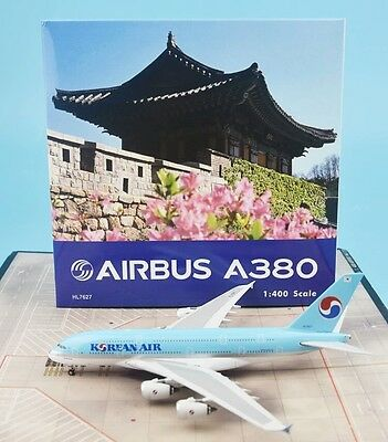 1/400 Phoenix KOREAN AIR A380 HL7627