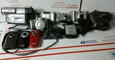 Lot of digital cameras (3162)