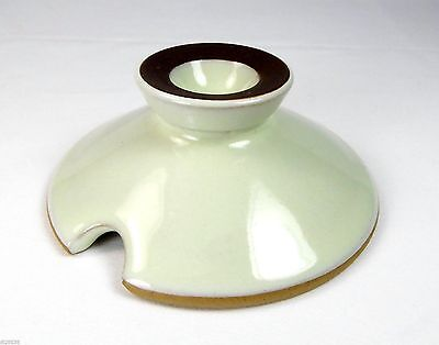 Denby China Summit Celadon Replacement Lid for Covered Sugar Bowl