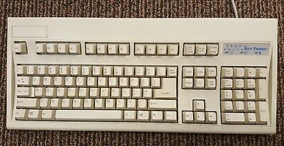 Vintage Ergo Force Mechanical Keyboard by Key Tronic