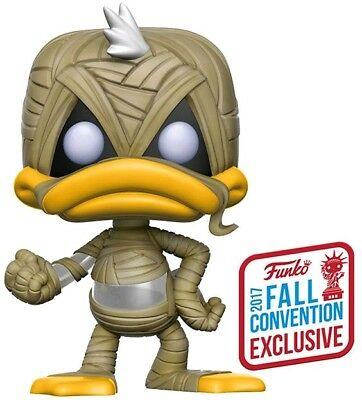 NYCC 2017 Donald Halloween US Exclusive Pop! Kingdom Hearts FREE POP Protector
