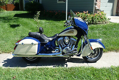 2015 Indian Chieftain  2015 Indian Chieftain