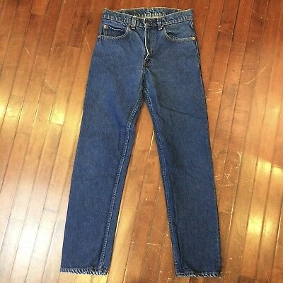 Levis 505 Red Tab USA 28x30 Vintage 80s Jeans