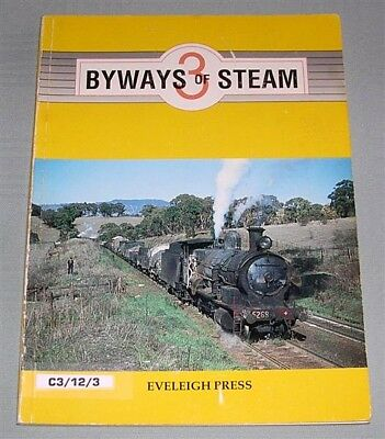 Byways of Steam, No 3, NSW, SC book,