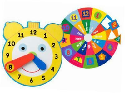 toys little hands ready, set, tell time