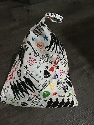 One Direction laptop pillow