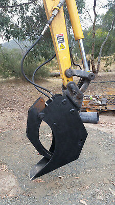 Digger grabber trencher bucket
