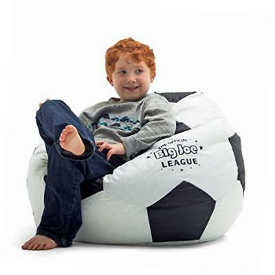 soccer bean bag with smart max fabric