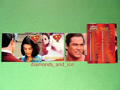 Lois and Clark:  The New Adventures of Superman Trading Card, 22-Card LOT