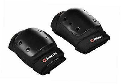 youth pro pad set, black