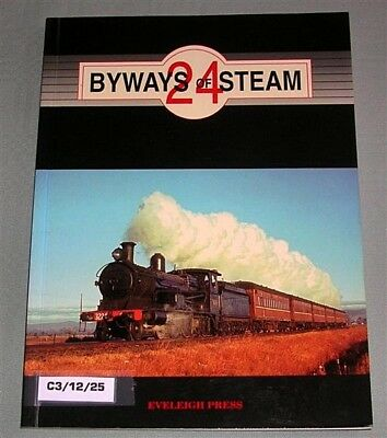 Byways of Steam, No 24, NSW, SC book,