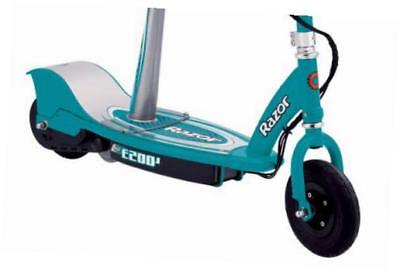 13112745 e200s seated electric scooter, teal