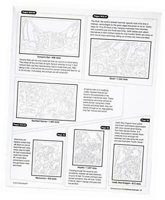 extreme dot to dot: extreme animals (activity book)