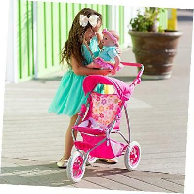 dolls doll accessories 3 wheel shade jogger