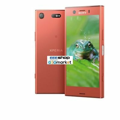 Sony Mobile Xperia XZ1 Compact pink - Smartphone - 32 GB 11.7 cm - 720 1310-2525