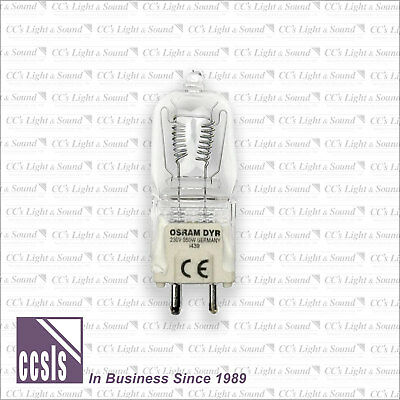 Osram DYR 240v 650w GY9.5 Replacement Lamp