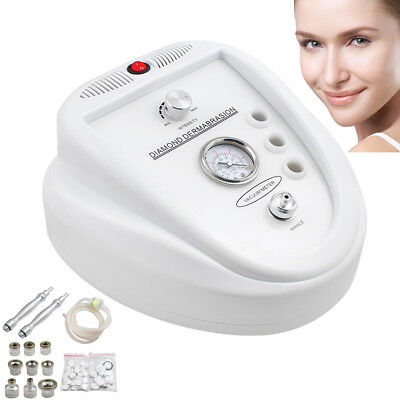 Diamond Microdermabrasion Dermabrasion Peeling Scrubber Beauty SPA Equipment NEW