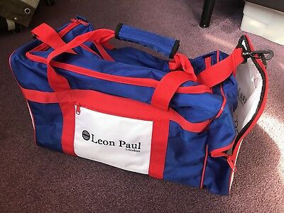 Leon Paul Fencing Great Britain Hold All Bag (USED)