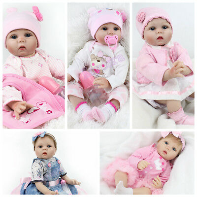 Xmas Birthday Gifts Collectables Reborn Dolls Uk Artist Vinyl Newborn Baby Girl