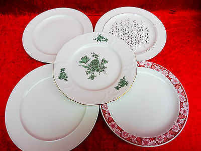 5 Beautiful, Antique Plate __ Dining PLATE ___Rosenthal__