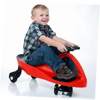 wiggle ride-on car, red