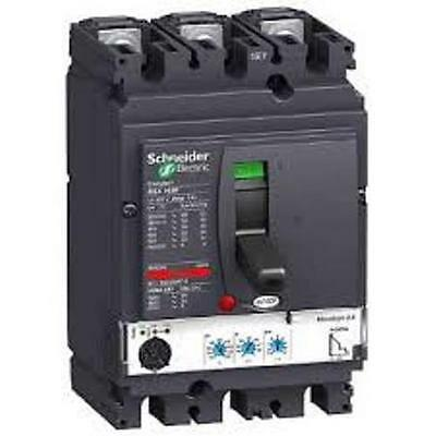 Schneider Electric Offer Compact NSX160F TMD 125A 36KA 3P Molded CircuitBreaker