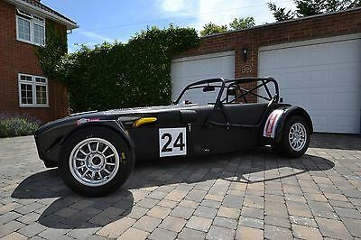 Caterham CSR Race Car - 2.0L Rotrex Supercharged Ford Duratec - 350bhp 240ft-lbs