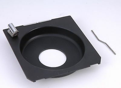 For LINHOF WISTA 4x5 RECESSED BOARD COPAL # 0 11mm Camera Photograh