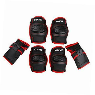 sports protective gear safety pad safeguard (knee elbow wrist) support pad set