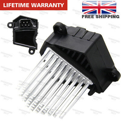 Final Stage Resistor Hedgehog/heater Resistor For Bmw 5 Series E39 & X5 E53