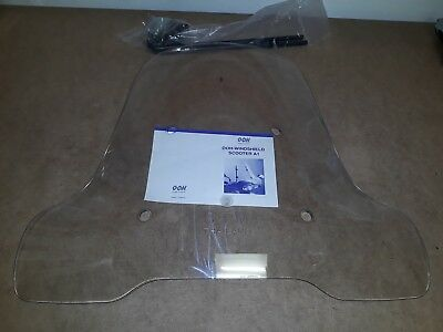 OOH Windshield Scooter A1 for Yamaha with 10mm Part No.269996