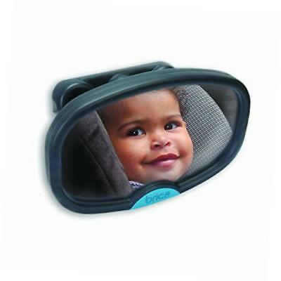 stay-in-place with suction lock mirror, grey