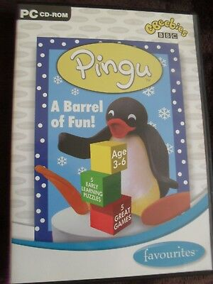 Pingu Pc Game On Cd