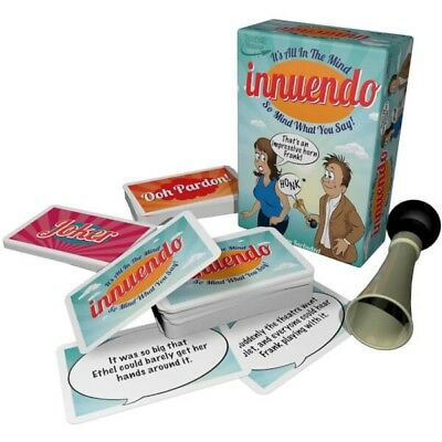Innuendo Card Board Game Adult Christmas Party Fun Hen Stag Night Games