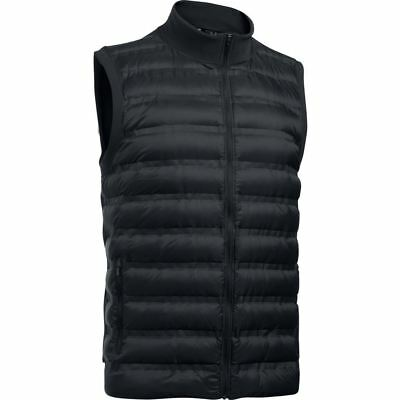Under Armour 2017 Mens Storm ColdGear Insulated Hybrid Vest Thermal Golf Gilet