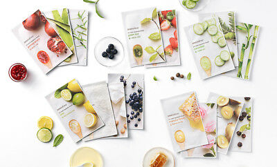 INNISFREE it's real squeeze mask 19 Options Korean Quality Skin Care Sheet Mask