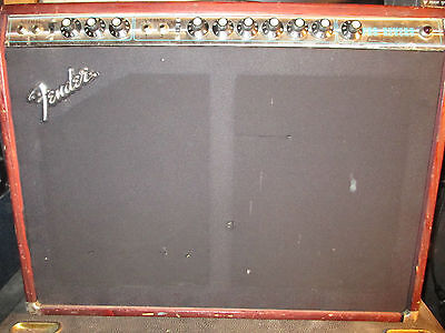 70's FENDER PRO REVERB -- made in USA