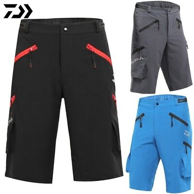 Daiwa Fishing Pants Sunscreen Breathable Waterproof Shorts Brand New With Tags