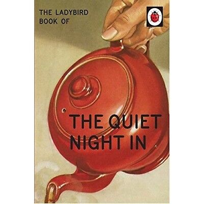 The Ladybird Book of The Quiet Night In NEW Hardback Book Grown Ups Adult Retro