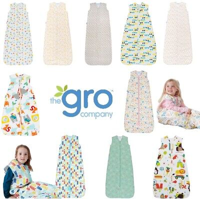 Grobag Sleeping Bag For Older Children Size 3/6 - 6/10 Years All Togs & Designs