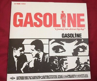 Gasoline - a journey into abstract hip-hop - Vinyl (double) - brand new unused