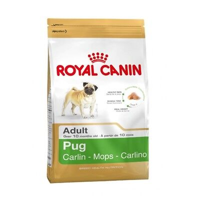 Royal Canin Pug Pro 15Kg Complete Dog Food for Pugs