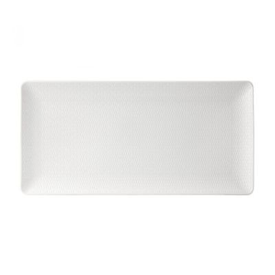New Wedgewood Gio Serving Tray Rectangular 12.6""